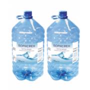 Доставка воды в бутылях 10 л.