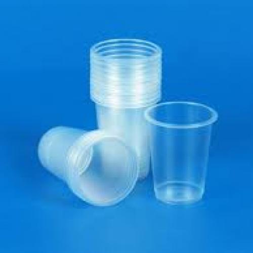 Стаканчик пластиковый для воды.