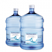 "Доставка воды киев.""Борисфен"" 18,9 л."